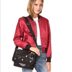 Marc Jacobs x Disney Wool Rummage Messenger Bag